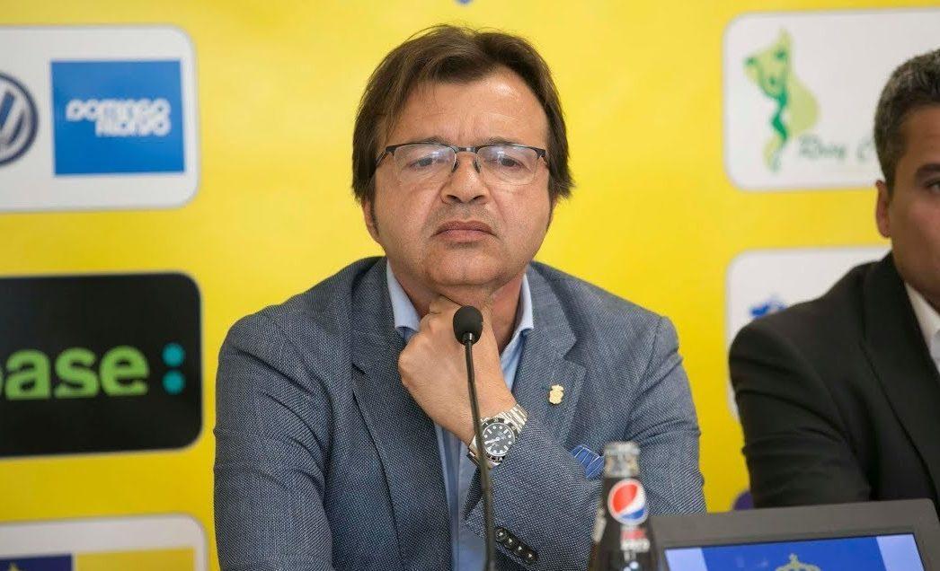 Toni Cruz pone punto y final a su trayectoria en Las Palmas