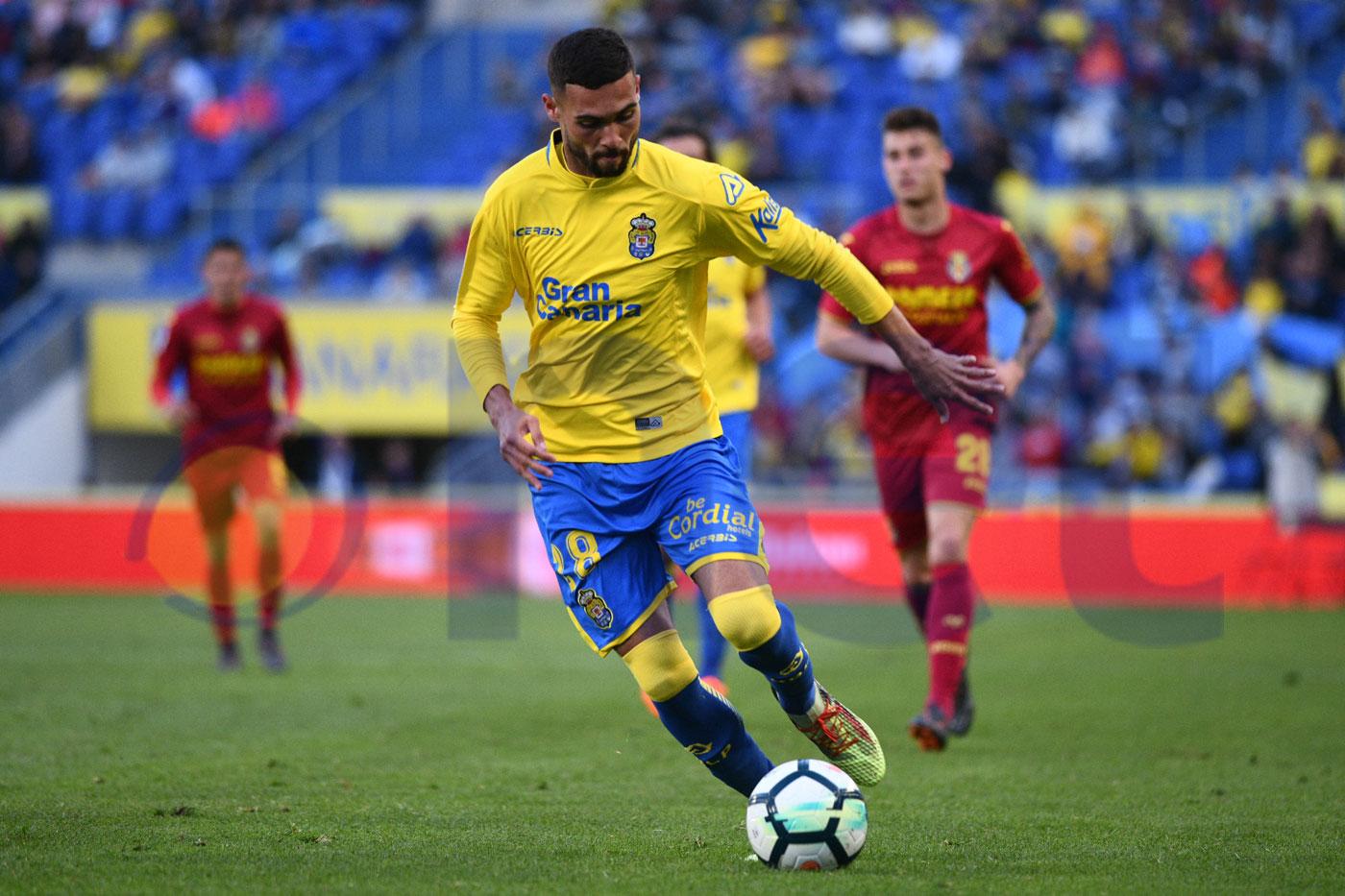 Benito Ramírez se ajusta a las exigencias de la UD Las Palmas