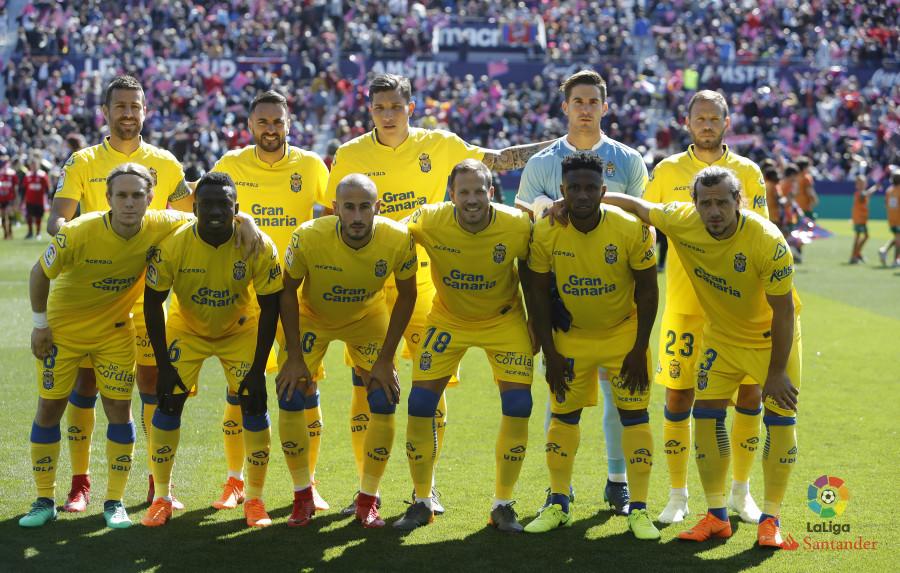 Resultado de imagen de levante las palmas la liga 2018