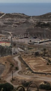 Así están las obras de Barranco Seco (FOTOGALERÍA)