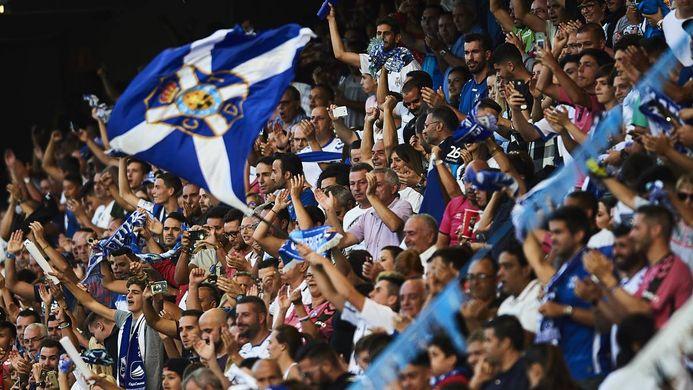 Aficionados del Tenerife se manifestarán contra la directiva del club